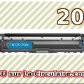 Encre TN225 Cartouche Premium for brother mfc-9130cdw