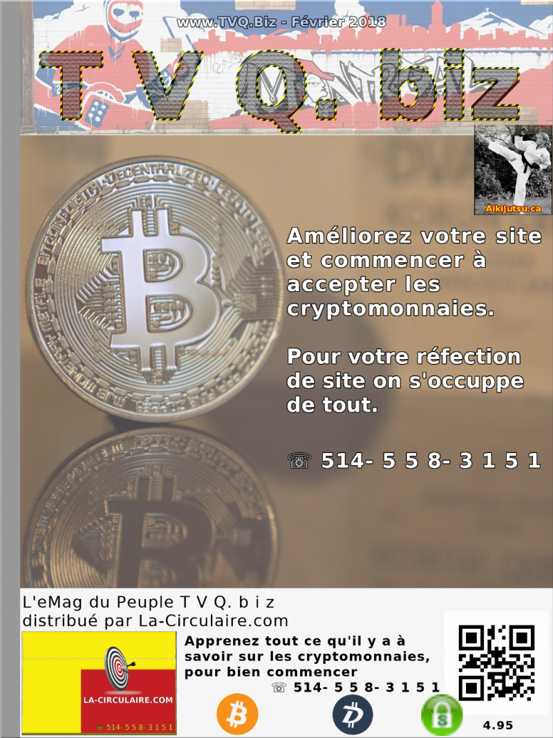 Réfection de site: Bitcoin, MioDollar