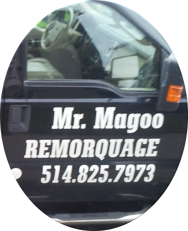 Remorquage et transport Mr. Magoo