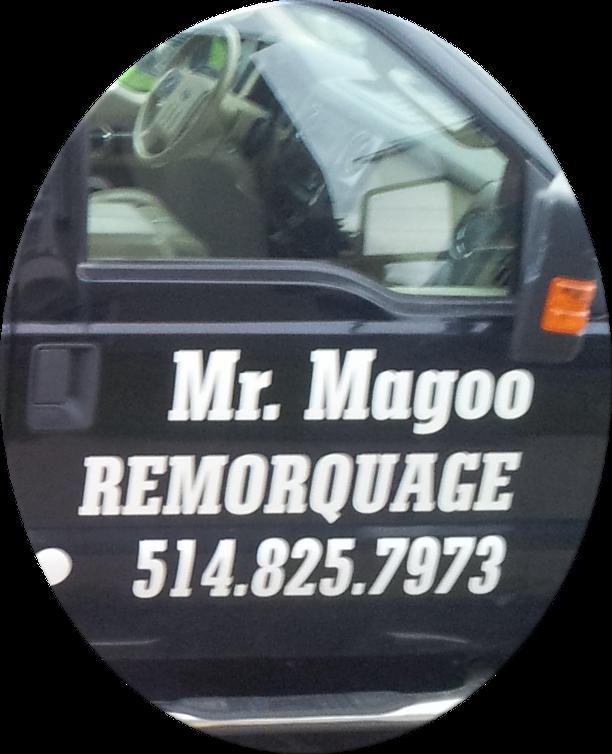 Remorquage et transport Mr. Magoo