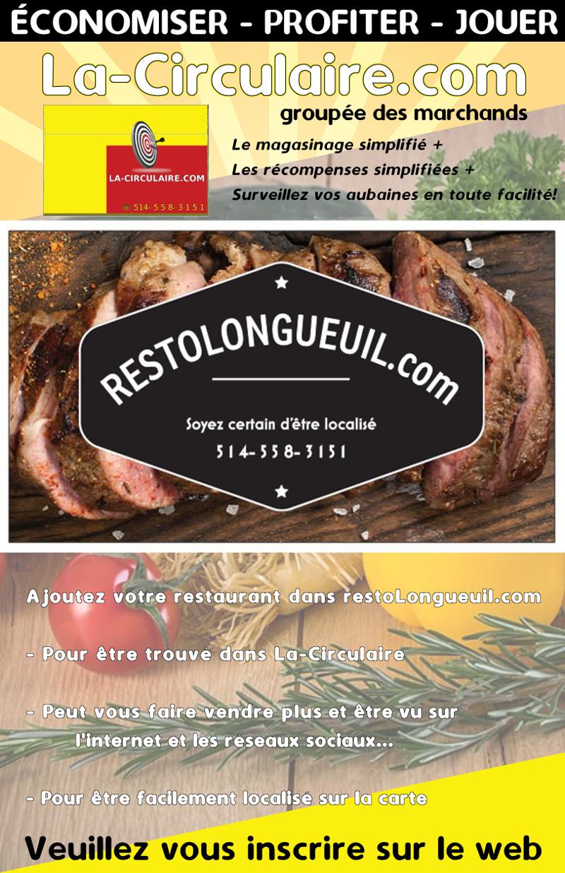 Trouvez un restaurant dans mon quartier
