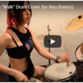 "Pantera ""Walk"" Drum Cover (by Nea Batera)"