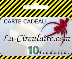 Carte cadeau | La-Circulaire.com