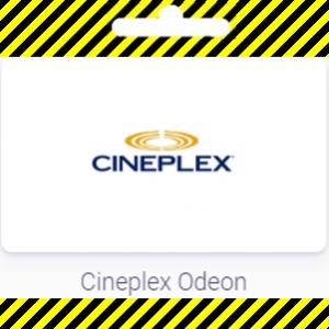 Carte cadeau | Cineplex Odeon
